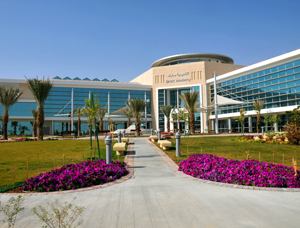 SABIC Learning Building