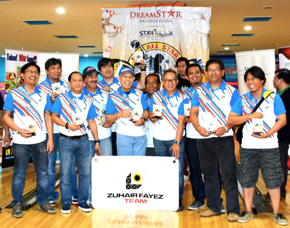 ZFP Bowling Team